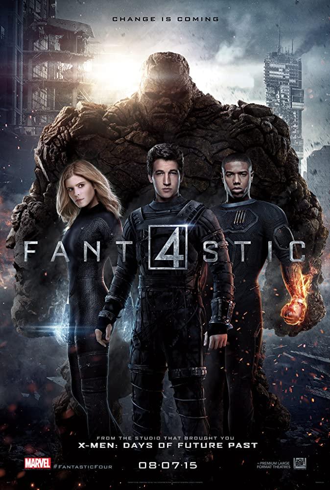 Cuatro Fantásticos – Torrent – Latino