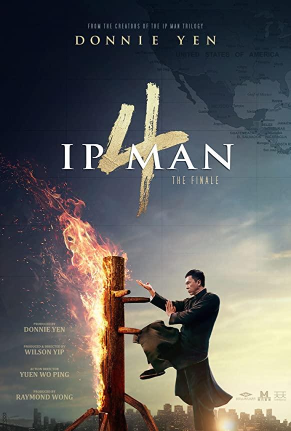 IP Man 4: el final