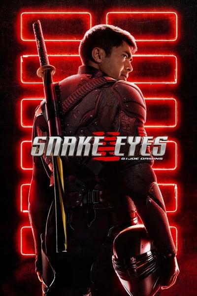 G.I.Joe : Snake Eyes – Torrent – Latino