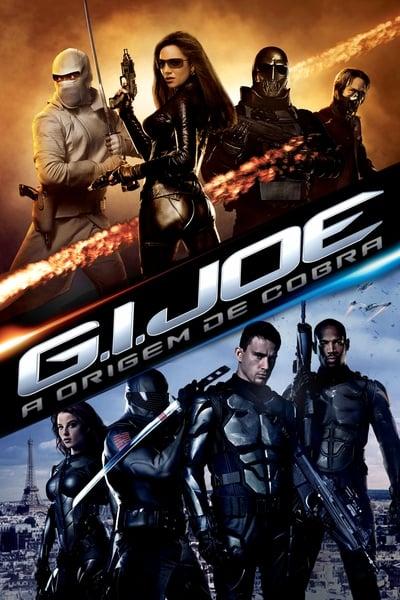 G.I.Joe : El origen de Cobra – Torrent – Latino
